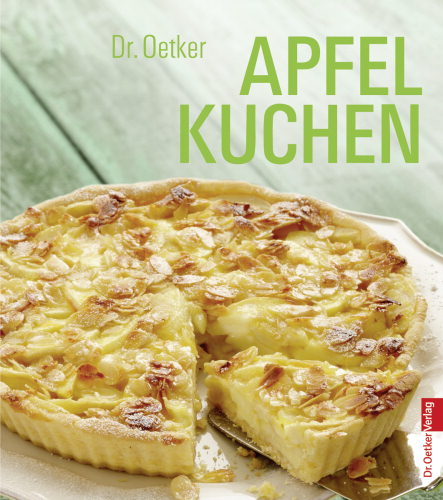 dr oetker apfel kuchen german cookery book. Black Bedroom Furniture Sets. Home Design Ideas