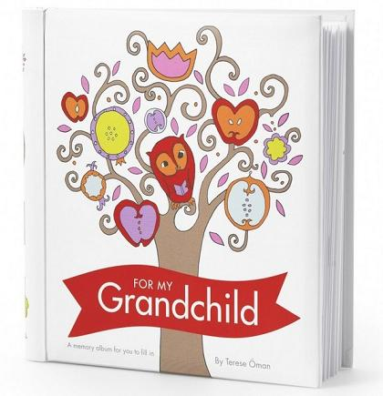 For My Grandchild - Fill and Tell