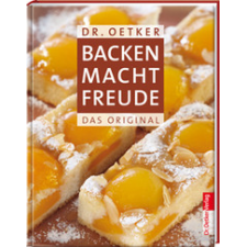 Dr Oetker Backen Macht Freude - Das Original - German Cookery Books from Honey Beeswax