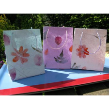 Flower Gift Bags from Honey Beeswax