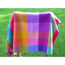 Avoca Lambswool Throws - Circus