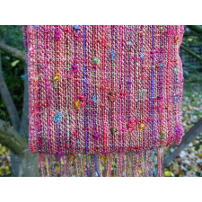 Jewel - Hand Woven Scarves