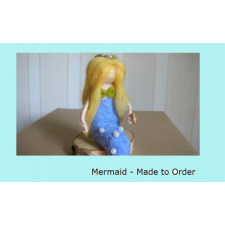 Mermaid - Handmade by Honey Beeswax