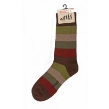 Avoca Mountain Men's Hiking Socks in Browns from Avoca available from Honey Beeswax