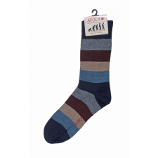 Avoca Mountain Men's Hiking Socks in Blues from Avoca available from Honey Beeswax