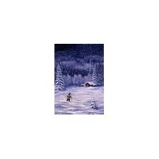Jan Bergerlind - Silent Night - Honey Beeswax