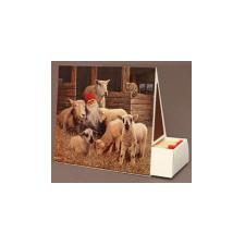 Jan Bergerlind - Matchboxes - Lambs - Honey Beeswax