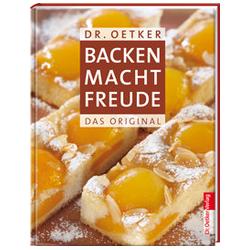 Dr Oetker Backen Macht Freude - Das Original - German Cookery Books from Honey Beeswax