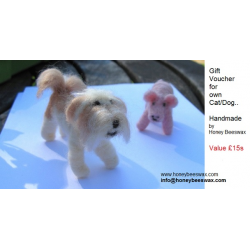 Own Dog or Cat Handmade by Honey Beeswax