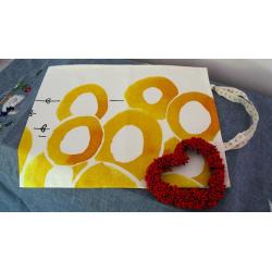 Sunshine Cotton Bag - Honey Beeswax