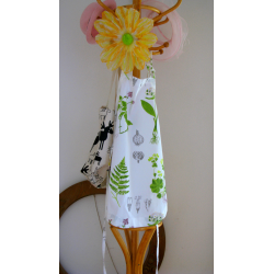It must be Spring Pinny - handmade by Honey Beeswax