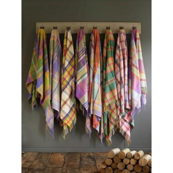 Avoca Lambswool Throws