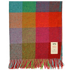 Avoca Trudy Donegal Throw available from Honey Beeswax
