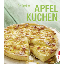 Dr Oetker Apfel Kuchen - German Cookery Books from Honey Beeswax