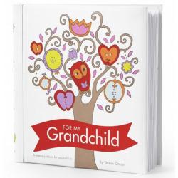 For My Grandchild - Honey Beeswax