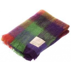 M212 - Mohair Throw