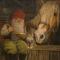 Jan Bergerlind Napkins - Barn - Honey Beeswax