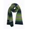 Avoca Prairie Scarf in Bamboo available from Honey Beeswax